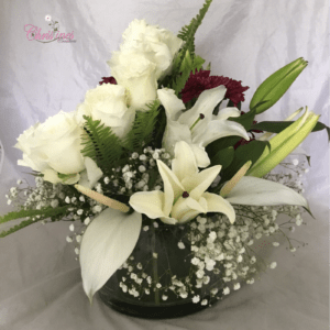 gorgeous flowers for her